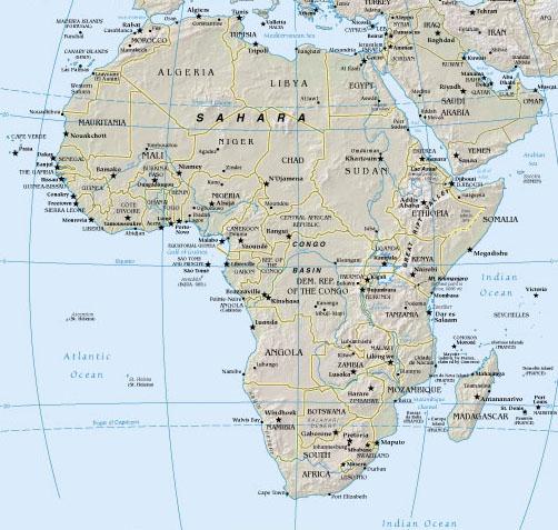 Carte Afrique Lac Tchad.Bienvenue Sur Le Site Echos Du Tchad